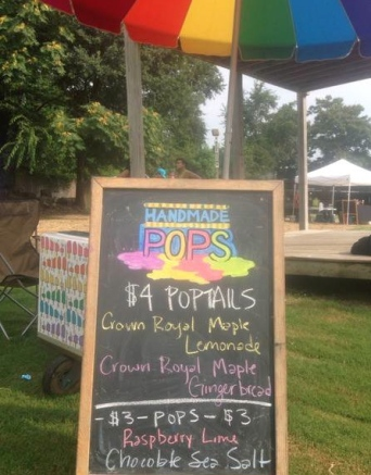 Creative Loafing's Rock&Soul BBQ (Photo Courtesy of King of Pops)